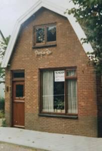 foto huis met naam Panta Rei